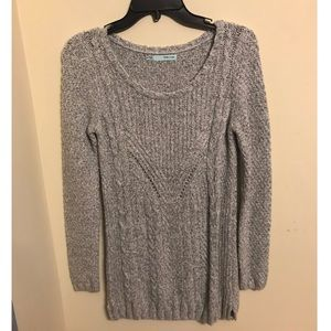 Maurices Gray long sweater